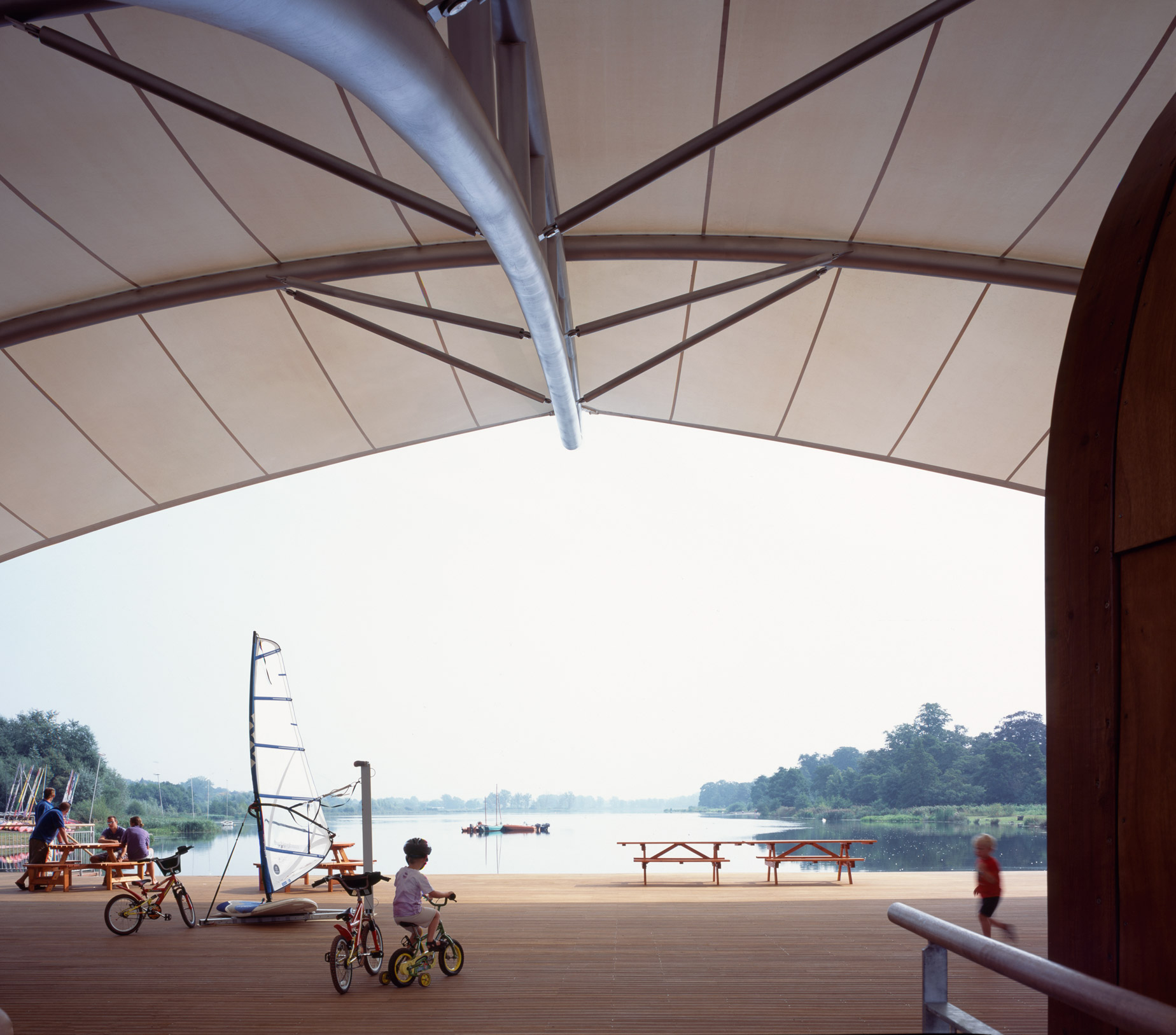 Water Activities Centre for Whitlingham Country Park