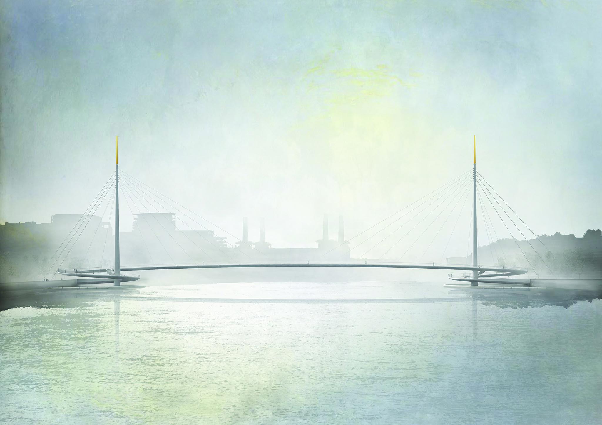 Click here to view our new Nine Elms Pimlico Bridge